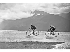 Stampa fotograficaFAUSTO COPPI E GINO BARTALI - ARTPHOTOLIMITED