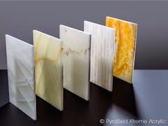 PyraSied, DecoPietra© Materiale traslucido effetto pietra per rivestimenti