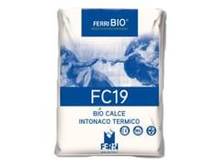 Intonaco termicoFC19 - FERRI