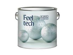 Finitura coprimacchia al solvente inodoreFEEL TECH MASK - FASSA