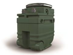 Dab Pumps, FEKAFOS 280 DOUBLE Stazioni automatiche di sollevamento per 2 pompe