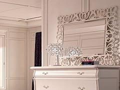 Specchio da parete con cornice FENICE | Specchio rettangolare - Fenice