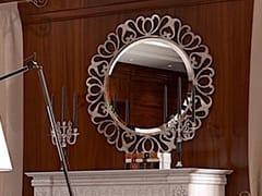 Specchio da parete con corniceFENICE | Specchio rotondo - ARVESTYLE