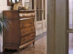 Cassettiera in legno masselloFENICE   Cassettiera in legno massello - ARVESTYLE