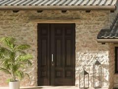 Porta d'ingresso a filo muro blindataFENIS - SCRIGNO