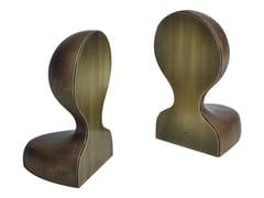 Fermalibri in legnoTESTA - PAOLO CASTELLI