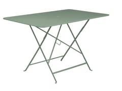Tavolo da giardino pieghevole rettangolare in acciaioFERMOB - BISTROT CACTUS - ARCHIPRODUCTS.COM