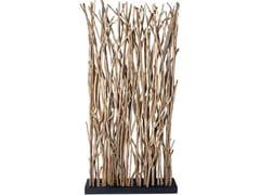 Lampada da terra a LED in legno FERRET | Lampada da terra - Natura