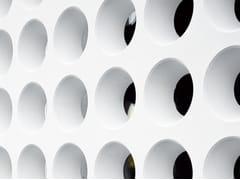 Rivestimento tridimensionale per facciate in calcestruzzo fibrorinforzatoCAST - RIEDER SALES