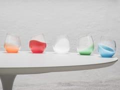 Bicchiere da acqua in vetro di MuranoFILA - PURHO