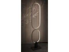 Lampada da terra a LED in alluminioFILE FLEX | Lampada da terra - LUCIFERO'S
