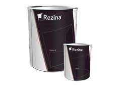 Resina trasparente lucido di finitura bicomponenteFILM SOL-T 4.0 - REZINA