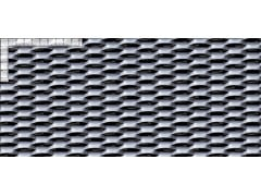 Rete stirata per rivestimento di facciataFILS 21 - FILS