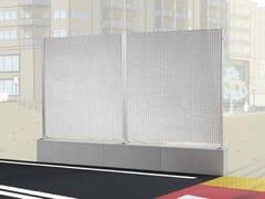 Recinzione in alluminio o acciaio al carbonioFILS21 RAPIDA - FILS