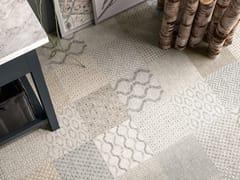 Pavimento/rivestimento in gres porcellanatoFINEART PATCHWORK - CERAMICA SANT'AGOSTINO