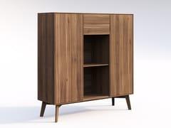 Credenza in legno con ante a battente e cassettiFINN | Credenza - SIXAY FURNITURE