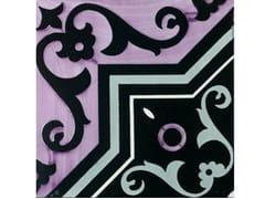 Rivestimento / pavimento in ceramicaFIORI SCURI IACONTI - CERAMICA FRANCESCO DE MAIO