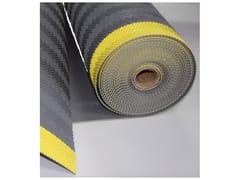 Membrana sinteticaFLAGON PVC WALKWAY SUPERGRIP - SOPREMA