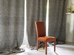 Tessuto lavabile in lana con motivi graficiFLANELLE BRODÉE - ÉLITIS