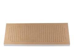 Pannello decorativo acustico in schiuma poliuretanica FLAT PANEL PRO TECH - Flat Panel