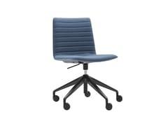 Sedia ufficio ad altezza regolabile a 5 razze con braccioliFLEX CORPORATE SI1669 - ANDREU WORLD