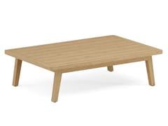 Tavolino basso da caffè in legnoFLEXX | Tavolino da caffè - JARDINICO