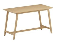 Tavolo alto rettangolare in legnoFLEXX | Tavolo alto - JARDINICO