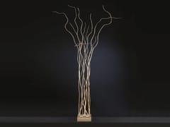 Lampada da terra alogena in bronzo WIND   Lampada da terra - Wind