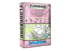 INDEX, FLOORBOND Adesivo cementizio per la posa a spessore di piastrelle