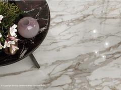 Pavimento in gres porcellanato effetto marmoMARVEL EDGE | Pavimento - ATLAS CONCORDE