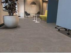 Pavimento autoposante in LVT effetto pietraLIBERTY ORIGINAL 55   Pavimento effetto pietra - LIUNI