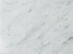 Pavimento/rivestimento in marmoFLOR CARRARA - TWS - TIPICAL WORLD STONE