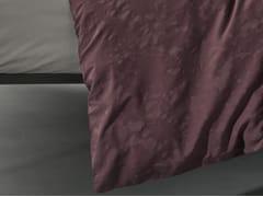 Copripiumino in cotone con motivi florealiGARZA FLOS | Copripiumino - SOCIETY LIMONTA