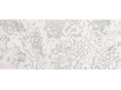Rivestimento in ceramica a pasta bianca FLOREALE WHITE - Modus