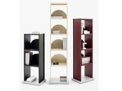 Libreria a giorno in metallo verniciatoFLOREANA - DANESE MILANO