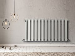 Radiatore orizzontale in acciaio a pareteFLORIAN DOPPIO | Radiatore orizzontale - TONON EVOLUTION