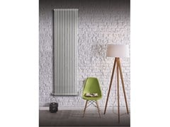 Radiatore verticale in acciaio a pareteFLORIAN DOPPIO | Radiatore verticale - TONON EVOLUTION