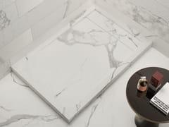 Piatto doccia rettangolare in gres porcellanatoFLOW - ITALGRANITI