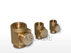 Accessorio idraulico per fontaneRegolatore di flusso per fontane - CASCADE