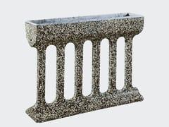 Balaustra in cementoBARRIERA FIORITA - CANTIERE TRI PLOK