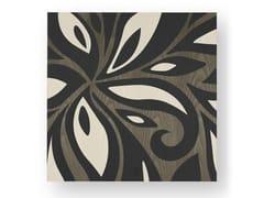 Quadro in legno intarsiato FLOWERS COLD - DOLCEVITA ABSTRACT
