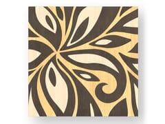 Quadro in legno intarsiato FLOWERS WARM - DOLCEVITA ABSTRACT