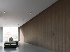 Porta a battente a filomuro in legnoALA | Porta a filo muro - ADIELLE