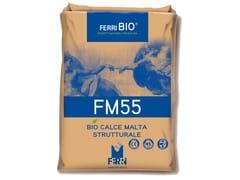 Biocalce malta da rinforzo strutturaleFM55 - FERRI