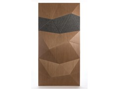 Wood-Skin, FOLD PANEL  L Pannello decorativo