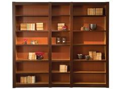 Libreria a giorno in rovereFOLIO - ROCHE BOBOIS