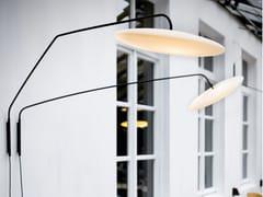 Lampada da parete a LED in polietilene con dimmer°FOOL MOON SMALL | Lampada da parete - EDEN DESIGN