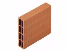 Blocco da muratura in laterizio / Blocco per tamponamento in laterizioForati 6x25x33 - WIENERBERGER