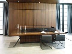 Cucina componibile con isolaFOREST E6.90 / E3.90 - GAMADECOR - PORCELANOSA GRUPO