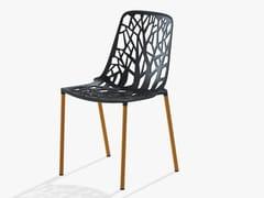 Sedia da giardino in alluminioFOREST | Sedia da giardino - FAST